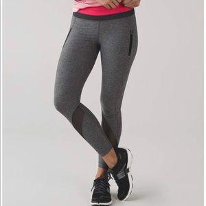 Lululemon Inspire tights II leggings Sz 2
